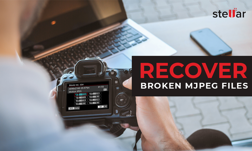 recover broken mjpeg files