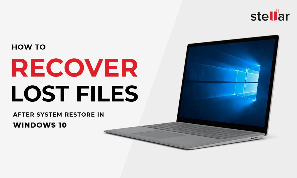 Windows device recovery tool offline
