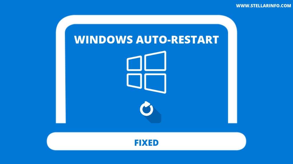 How to Fix Computer Restarts Automatically Issue