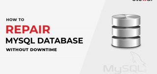 Repair MySQL database table without downtime