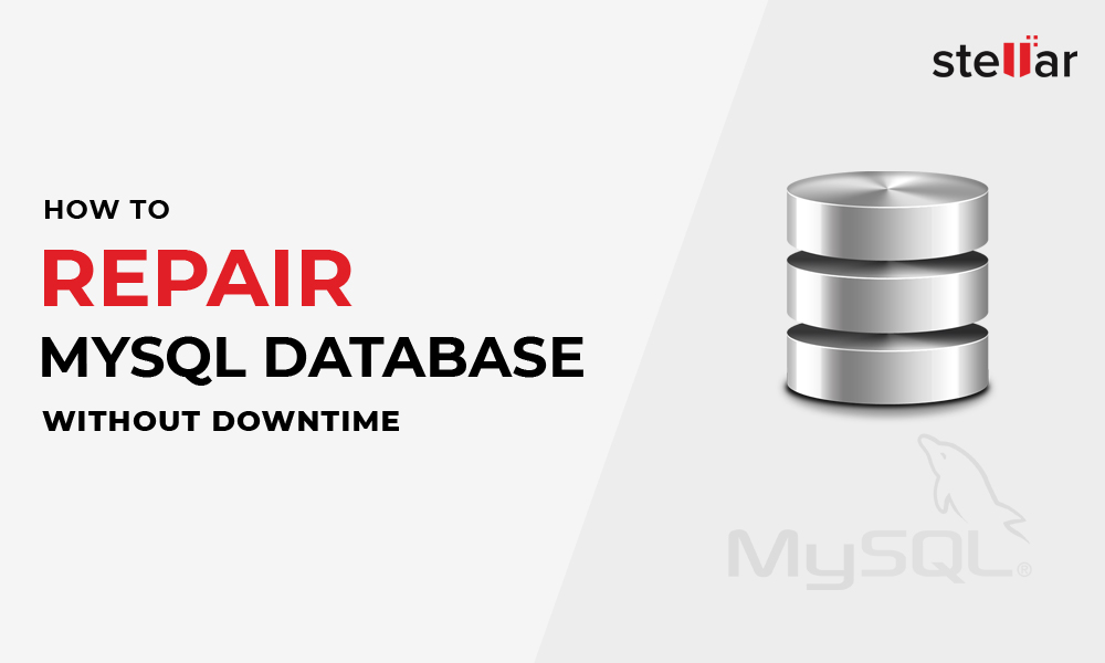 How to Repair MySQL Database Tables Without Downtime