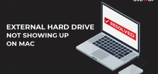 Recover External Hard Drive Not Showing Up on Mac