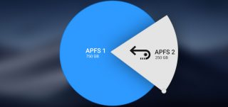 APFS partition recovery