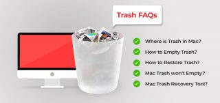 How to empty trash - FAQs