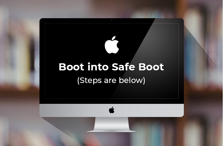 Safe Boot into Mac