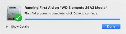 Mac external hard drive repair read only error
