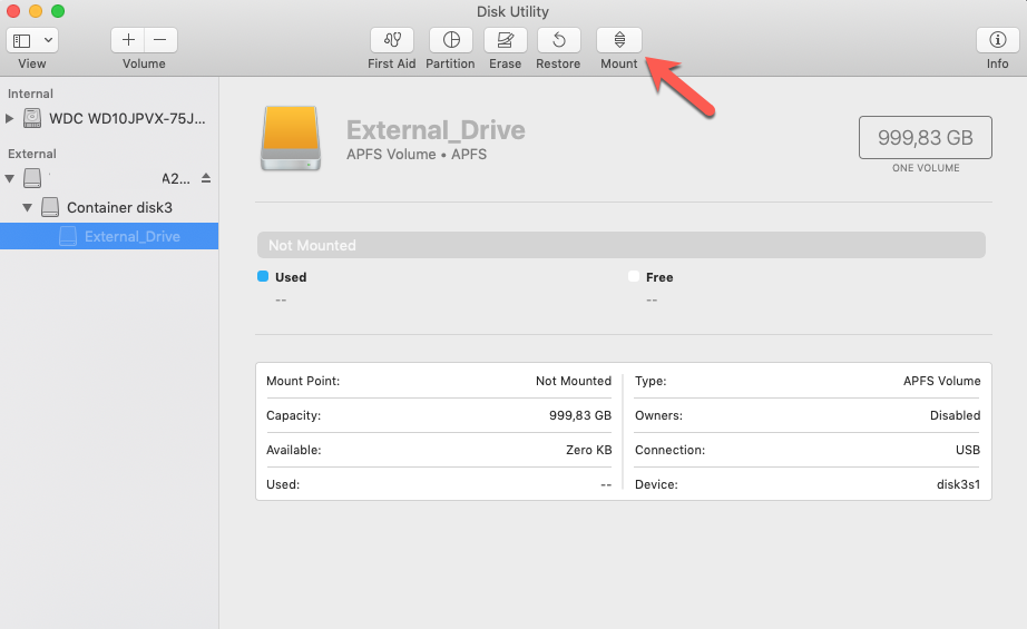 Recover Deleted Files from Seagate External Hard Drive on Mac