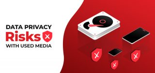 Data Privacy Risks with Used Media