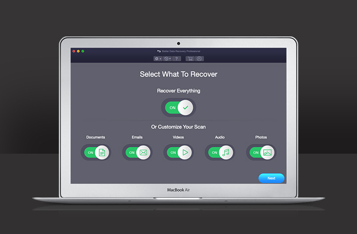 Recover data from formatted Mac