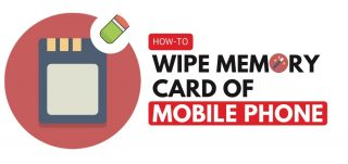 Wipe Memory Card of Mobile