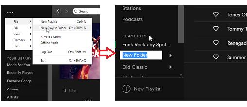 Spotify - File
