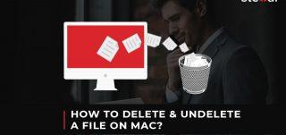 undelete Mac files