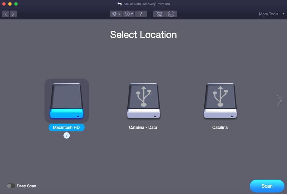 Premium - Select Location