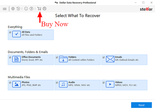 How to Get Stellar Windows Data Recovery Professional Serial Key
