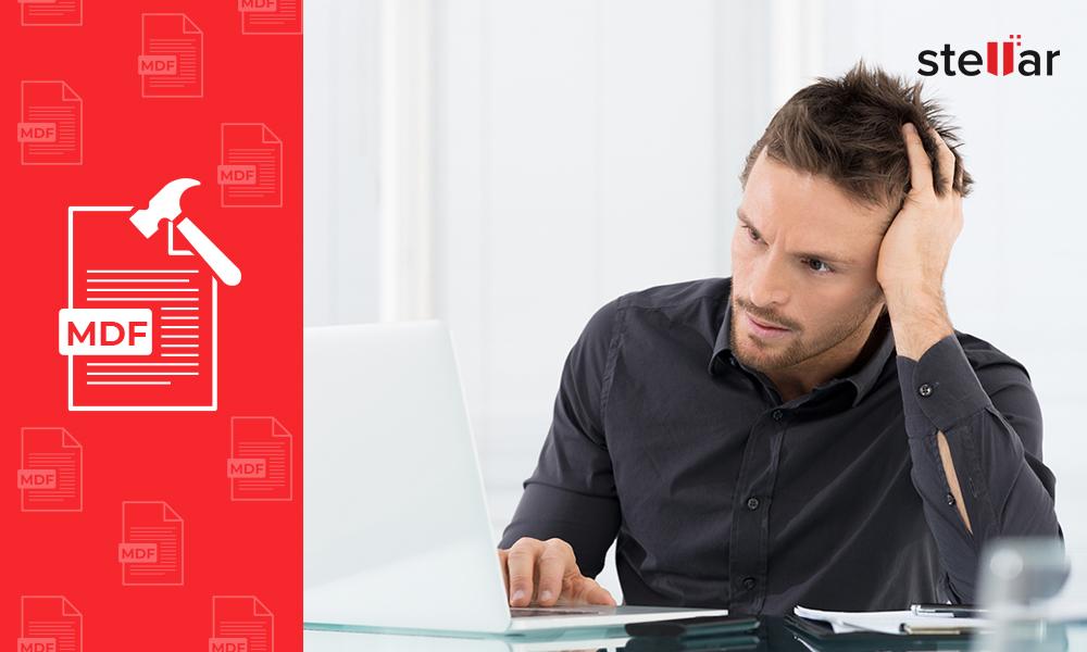 Wie repariert man eine MDF Datei