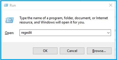 change DWORD value in Windows Registry