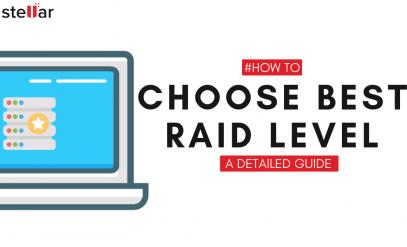 How to Choose Best RAID Level