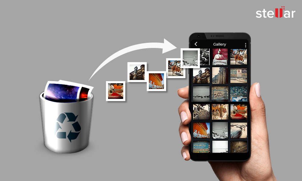 How to Recover Deleted Photos from Android Gallery App