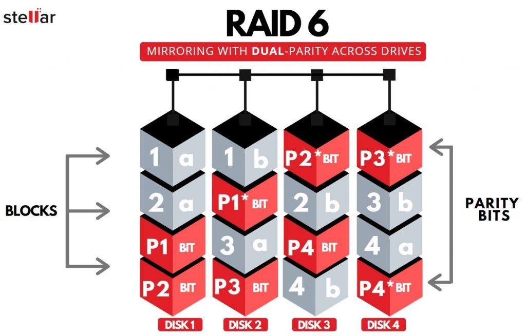 RAID 6 Array