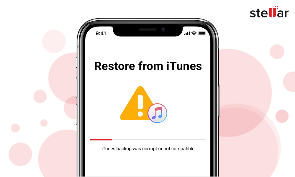 How to Restore iPhone from Backup when iTunes Backup is