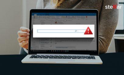 Comment résoudre les problèmes de recherche Outlook 2016