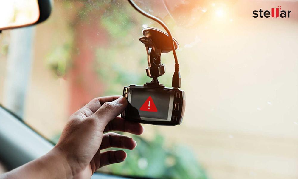 1 So Reparieren Sie Dash Cam Videos Die Nicht Wiedergegeben Werden