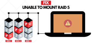 Solve-Unable to Mount RAID 5