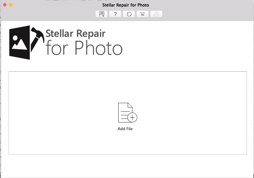 Corrupt mac photo library could not be opened