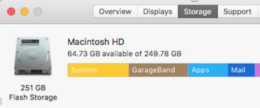 Flash-Storage