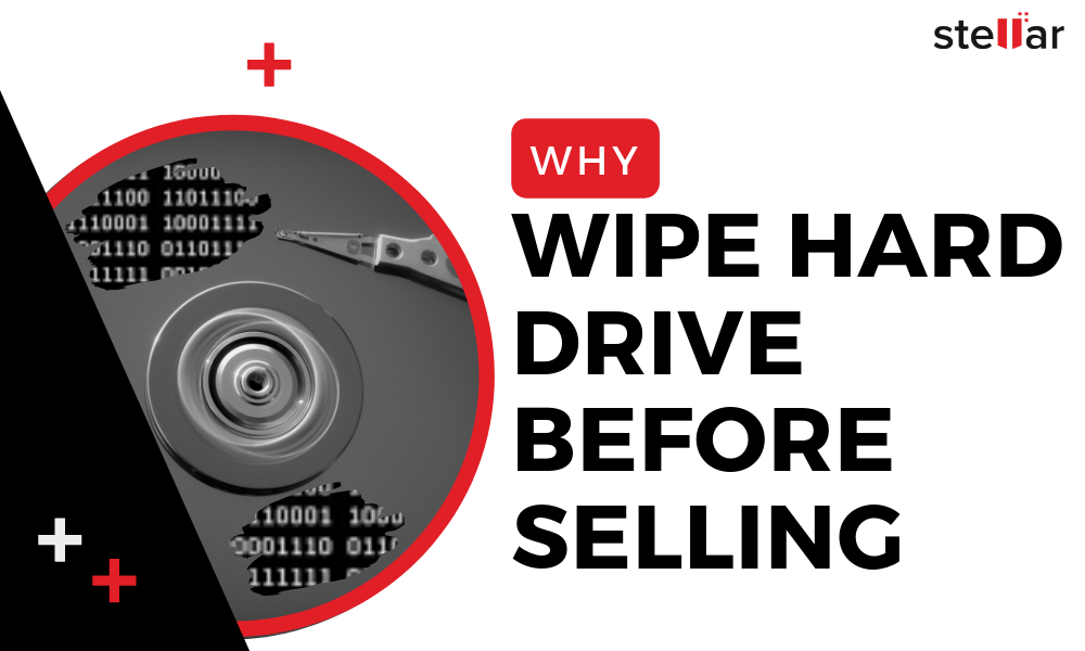 Wipe hard drive data