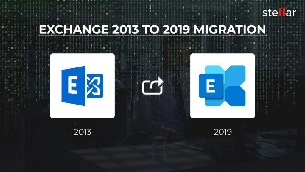 Exchange 2013 to 2019 Migration