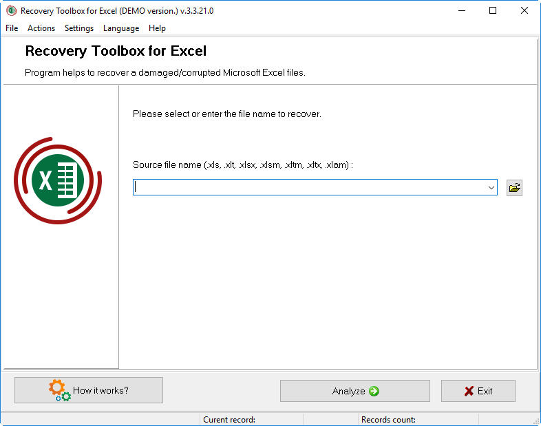 10 Software Excel Recovery Terbaik 6