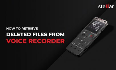 recover deleted audio/call recordings from voice recorder