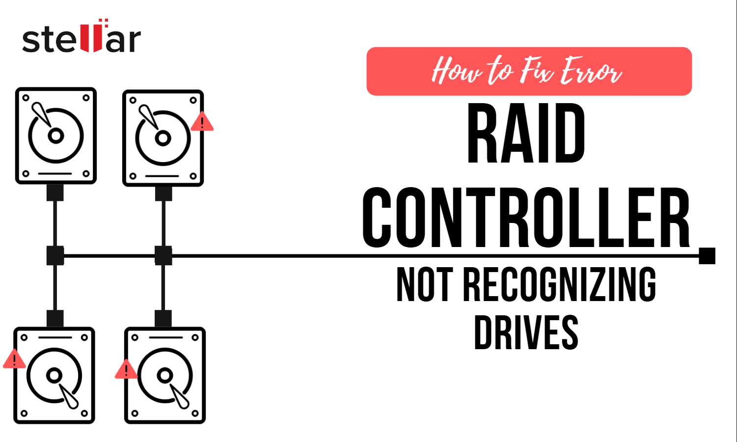 RAID-Controller-Not-recognizing-Drives