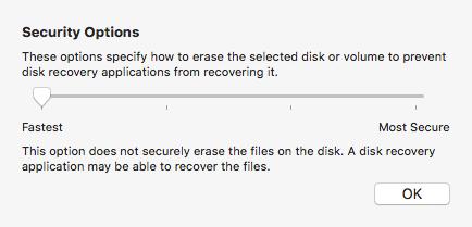 Secure Option