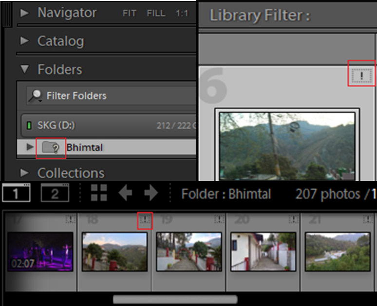 Why Lightroom Classic Photos Go Missing?