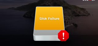 Prevent Disk Failure macOS Catalina