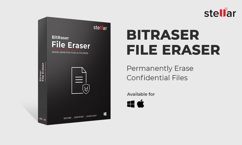BitRaser File Erase Software