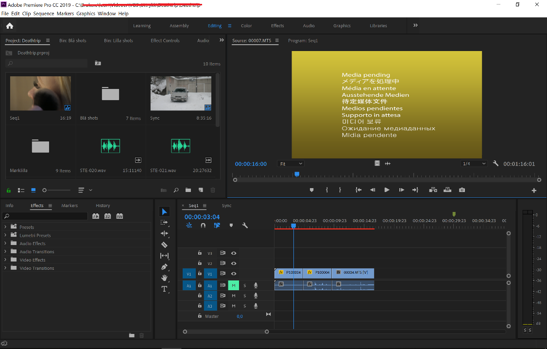 How to Fix Premiere Pro Won't Play Videos?