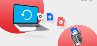 How to recover deleted videos from laptop