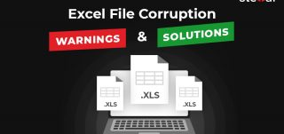 Excel file corruption warning and solution