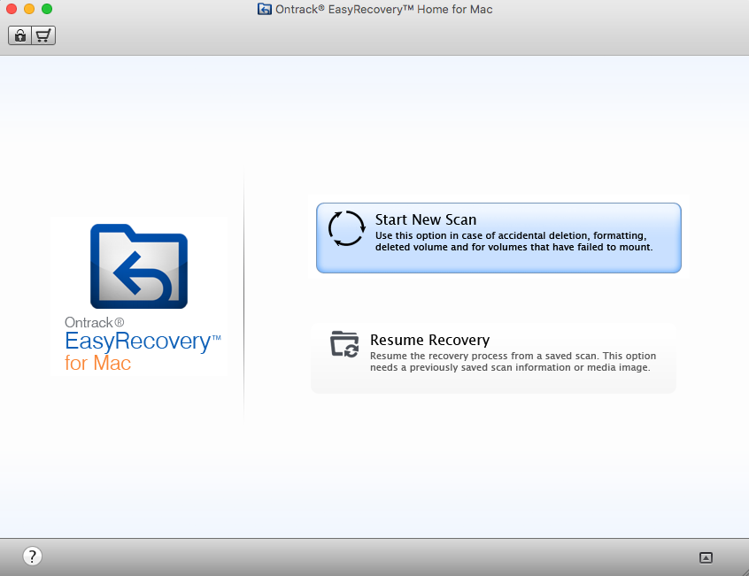 On Track Data Recovery