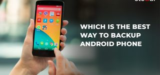 Which is the best way to backup Android phone