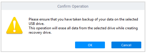 Create recovery drive 2