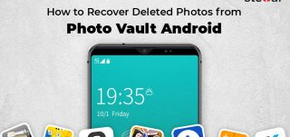 Recover Photos Deleted from Android Photo Vault App