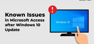 Microsoft Access Issues on Windows 10