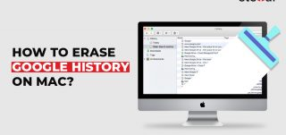 How to erase Google history on Mac image