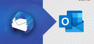 how to export Thunderbird emails to Outlook