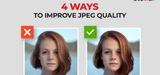 4 ways to improve JPEG quality