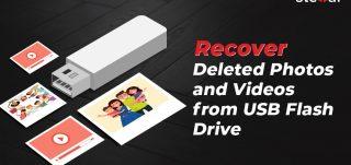 recover USB drve files